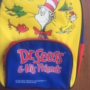 Dr Seuss bookbag